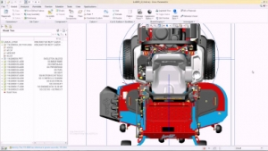 PTC Creo Advanced Assembly Extension (AAX)