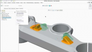 PTC Creo Flexible Modeling Extension (FMX)