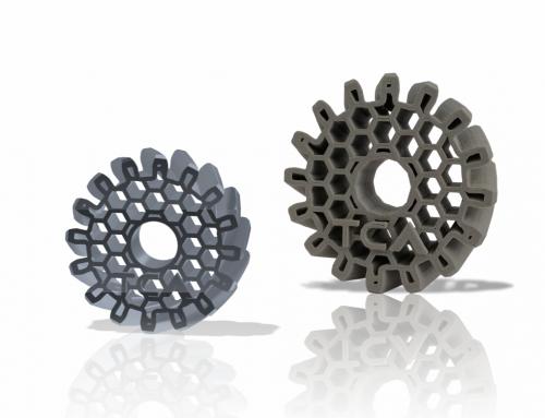 Criar estruturas treliçadas para impressão 3D