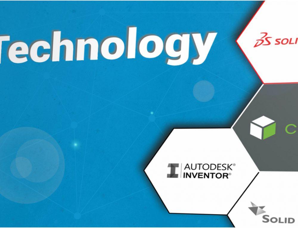 Creo Unite Technology permite abrir e importar ficheiros de outros Softwares CAD