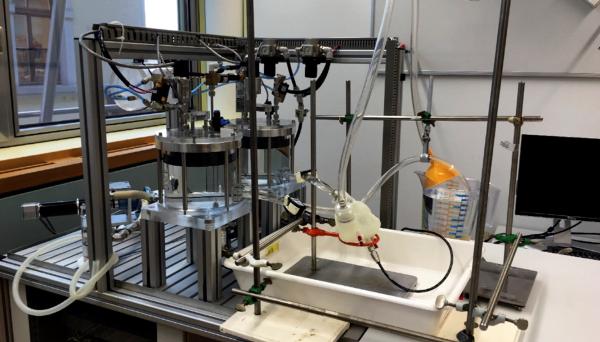 Impressão 3D - Coração Artificial