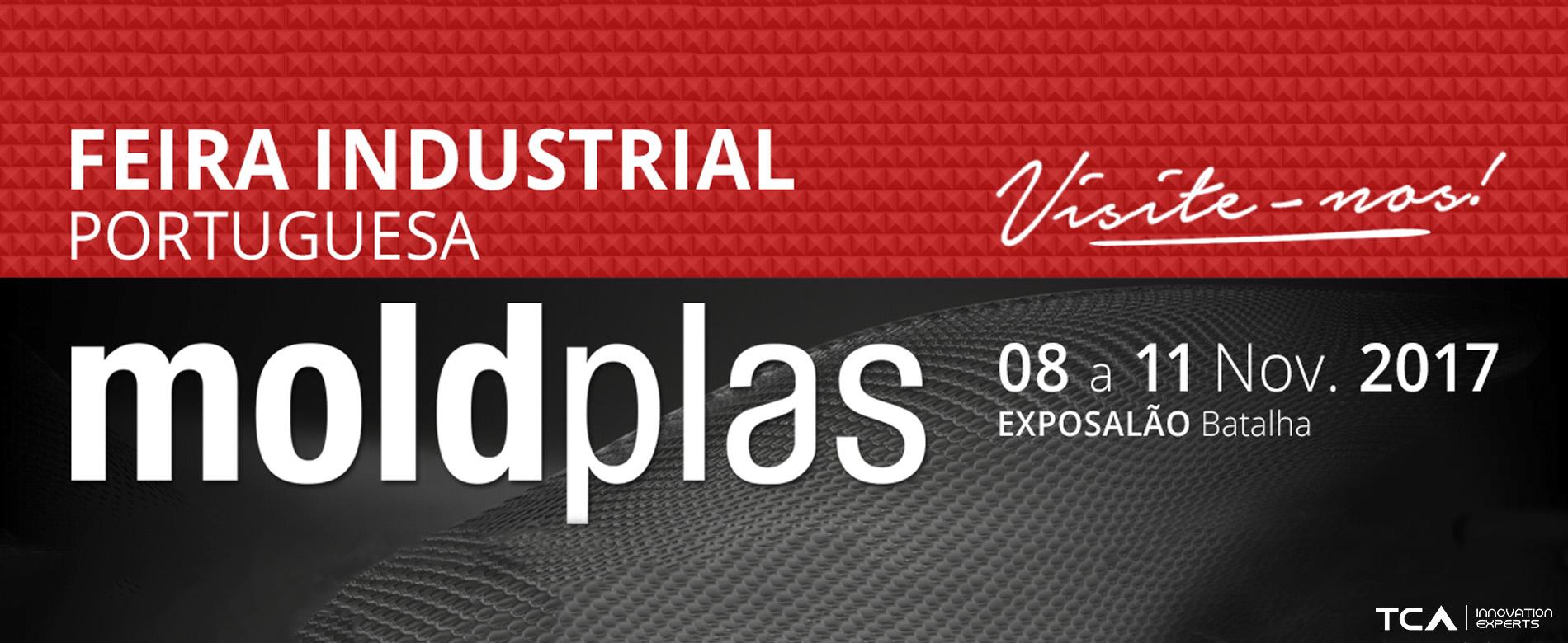 TCA marca presença na Moldplas 2017