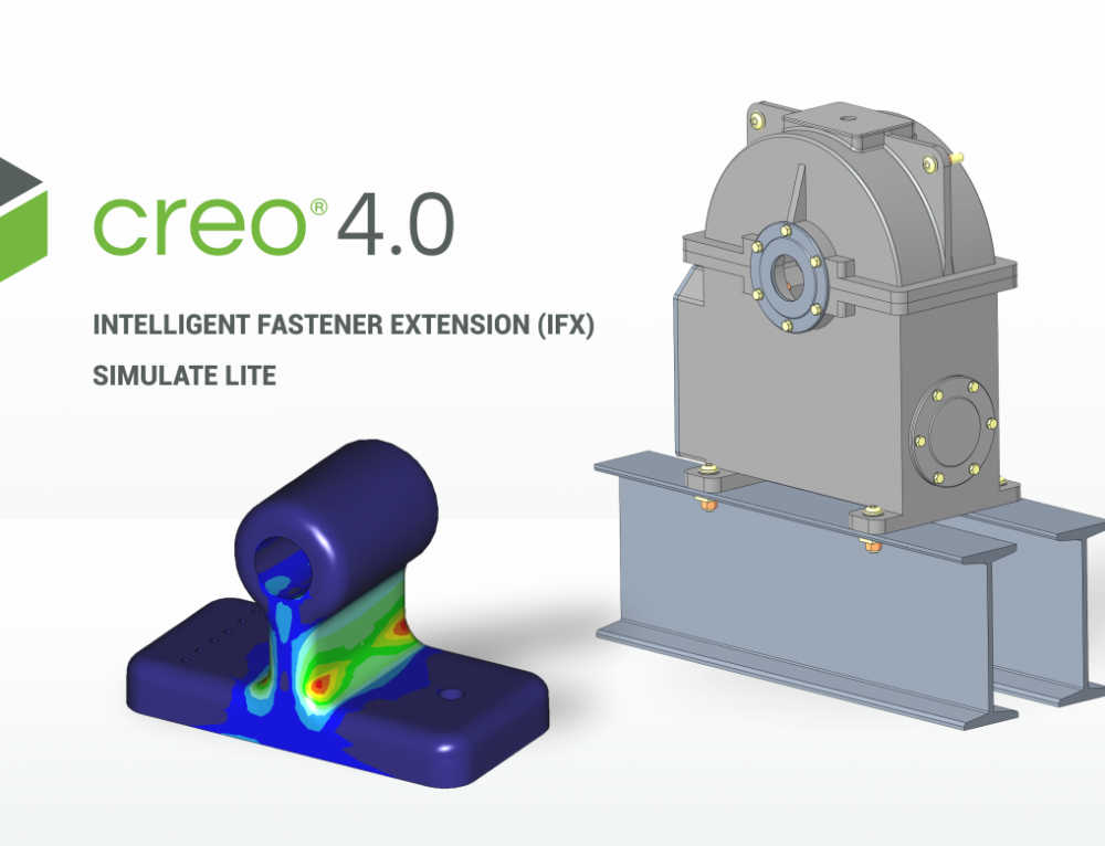 Webinar Creo Intelligent Fastener Extension e Creo Simulate