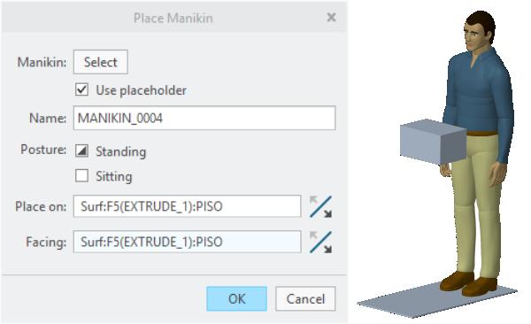 Creo Manikin Extension