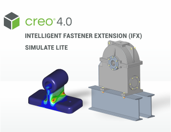 Webinar: Creo Intelligent Fastener Extension e Simulate Lite