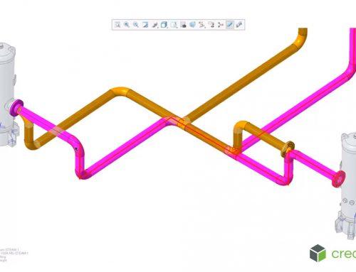 Tutorial – Como remover segmentos de tubagens no PTC Creo 5.0