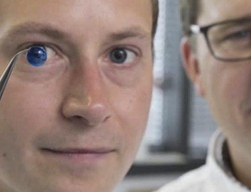 Primeiras córneas humanas impressas em 3D