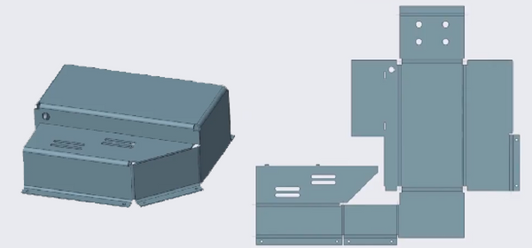 PTC Creo Sheetmetal Design