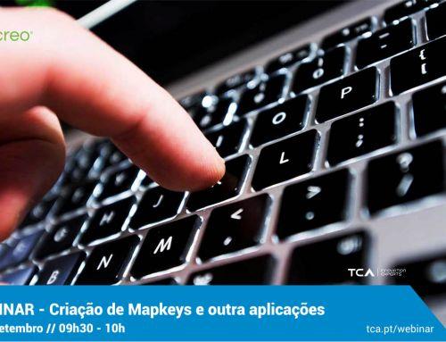 Webinar – Criação de Mapkeys e outras aplicações no PTC Creo