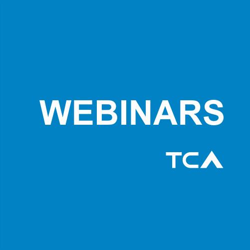 Webinars TCA