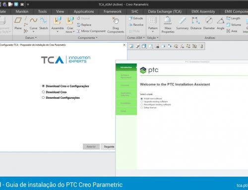 Tutorial – Guia de Instalação PTC Creo Parametric
