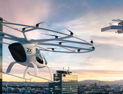 PTC Windchill ajuda a desenvolver táxis aéreos da Volocopter