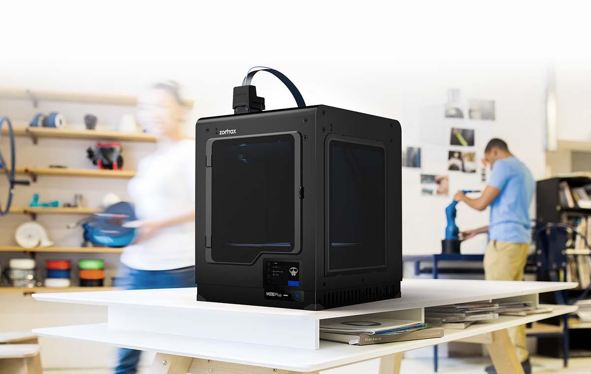 Zortrax M200 Plus Desktop