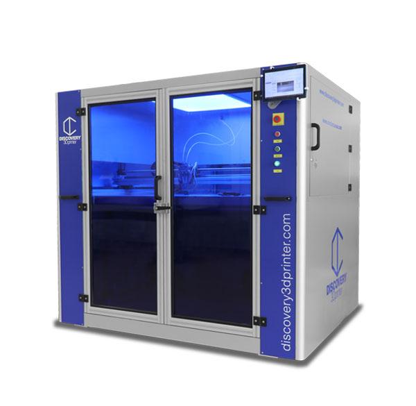 Impressora 3D Industrial Discovery 3D Printer
