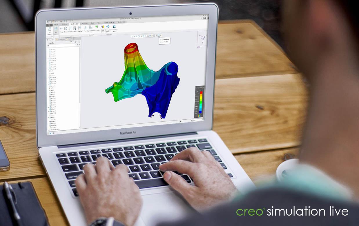 Como é que a simulação ajuda a desenvolver melhores produtos?