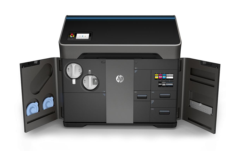 Tecnologia HP Multi Jet Fusion imprimiu 10 milhões de peças