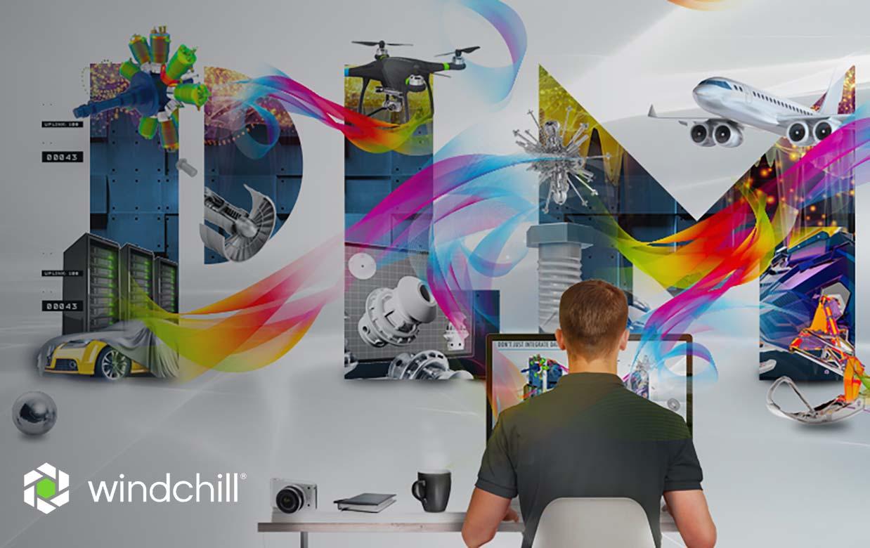 PTC Windchill é líder mundial em soluções PLM