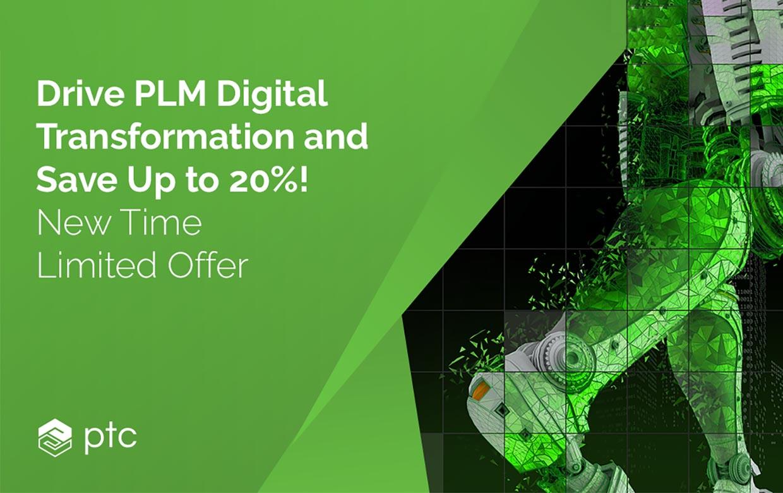 Transformação Digital | Novos preços e pacotes PLM –  Poupe até 20%