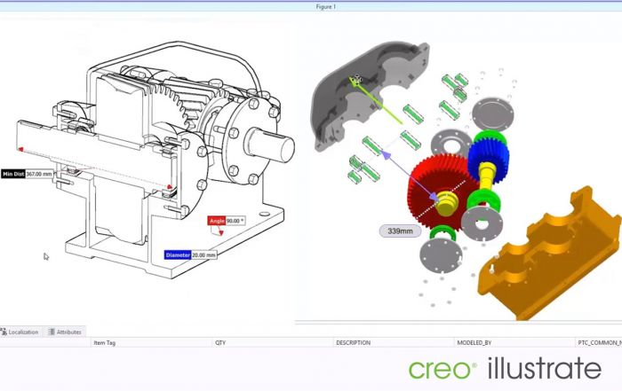 Webinar Creo Illustrate - Ilustrações Técnicas