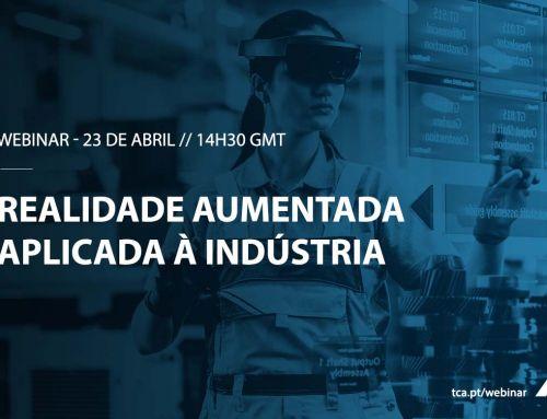 Webinar – Realidade Aumentada aplicada à indústria