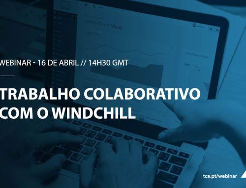 Webinar – Trabalho colaborativo com o Windchill