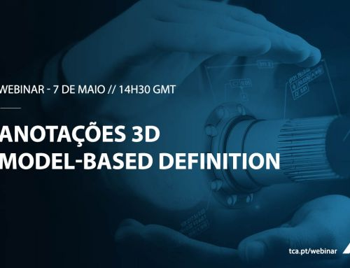 Webinar – Anotações 3D Model-Based Definition