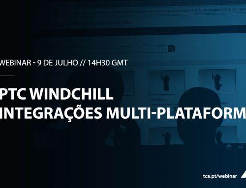 Webinar PTC Windchill Integrações multi-plataformas