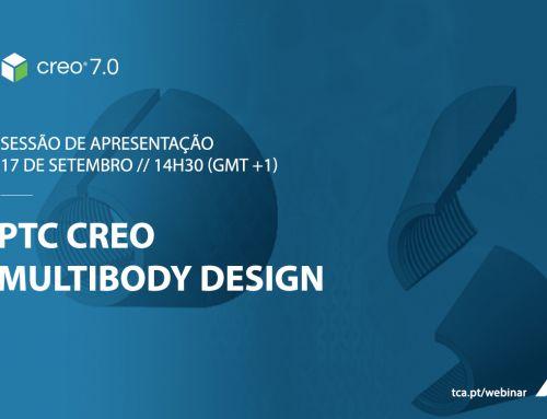 Sessão de apresentação Creo 7.0 – Multibody Design