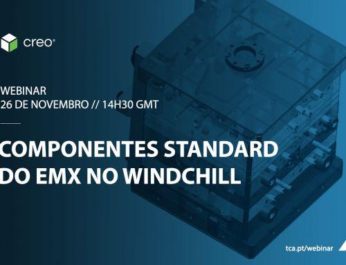 Webinar – Componentes Standard do EMX no Windchill