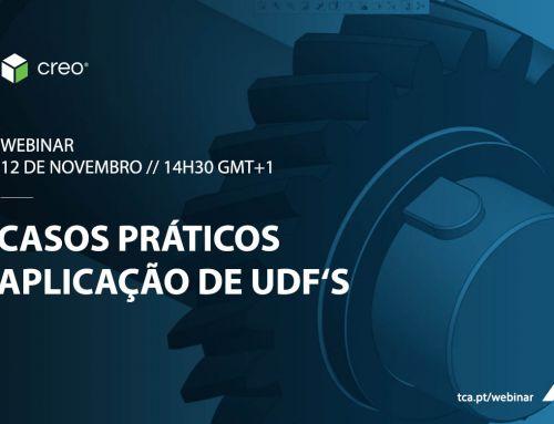 Webinar – Casos práticos de aplicação de UDF's